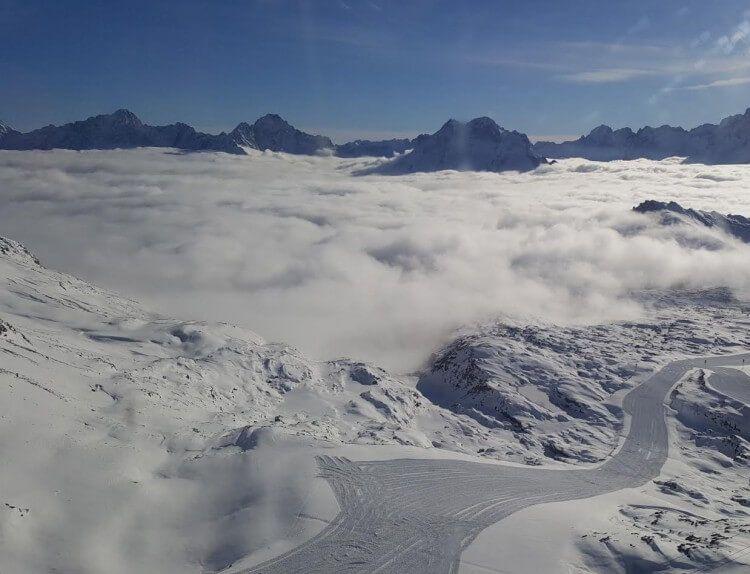 Esquiar en cualquier época