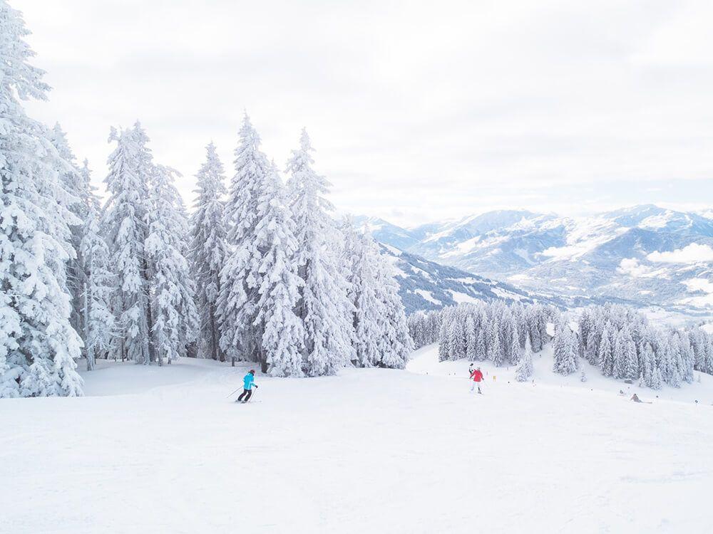 esquiar en las Navidades de 2018