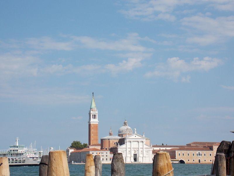 Iglesia de la Salute en Venecia