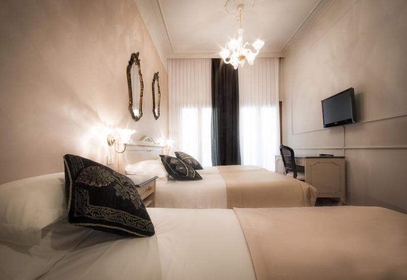 Habitación de Violino d'Oro en Venecia