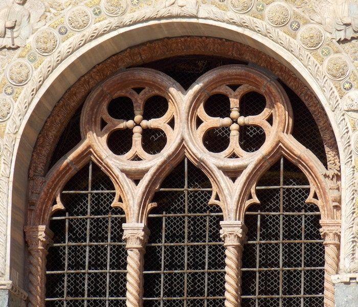 Gótico en Venecia