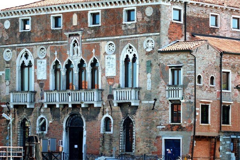Viajar a Venecia para disfrutar del gótico