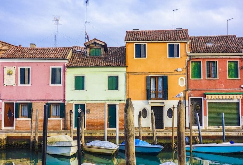 Viajar Venecia a las islas