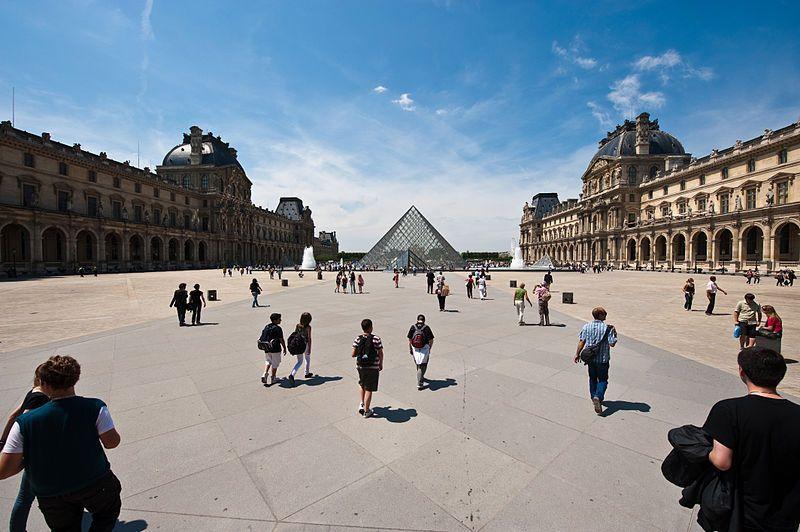 Visitar el Louvre de París