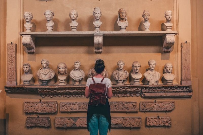 Visitar los museos Vaticanos en Roma