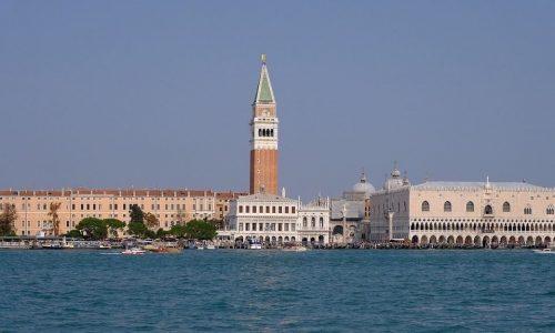 5 monumentos en Venecia