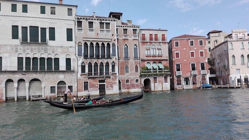 Transporte típico de Venecia