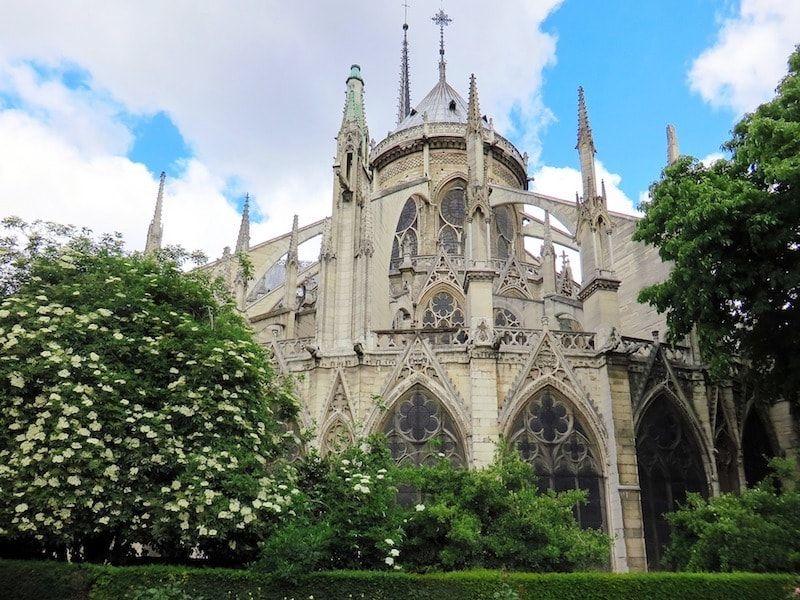 Visitar Notre Dame París