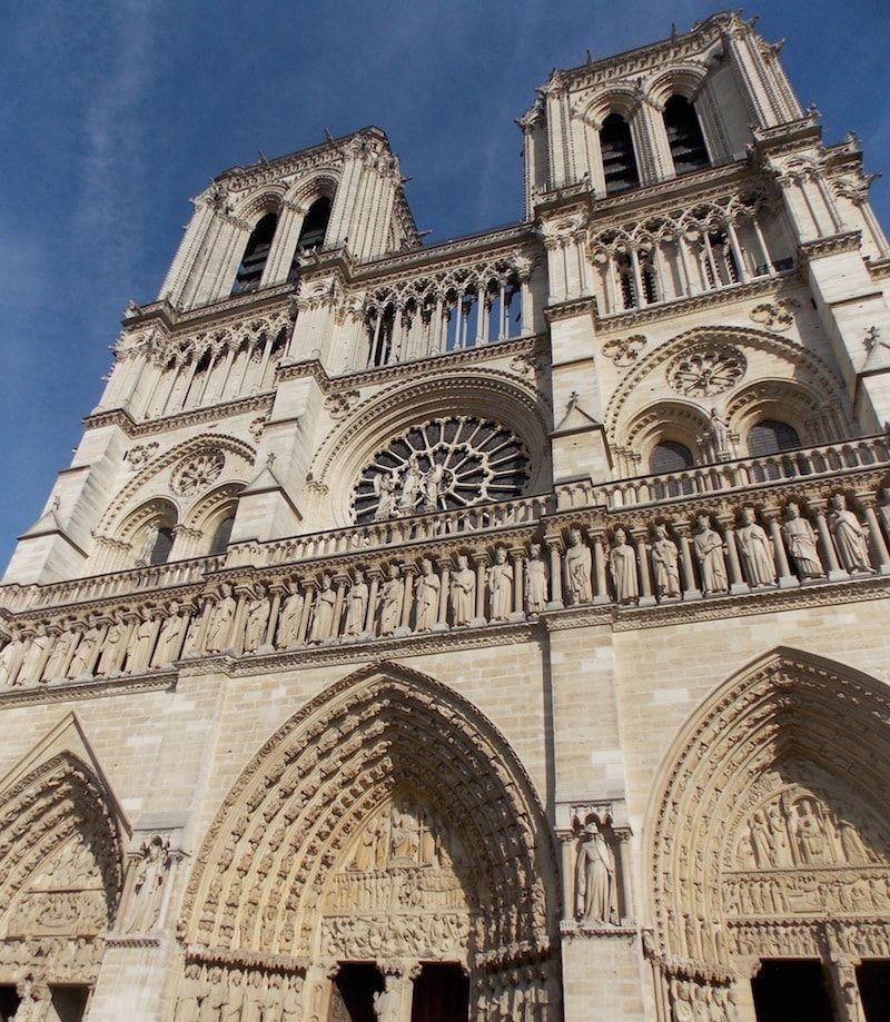 Notre Dame de París