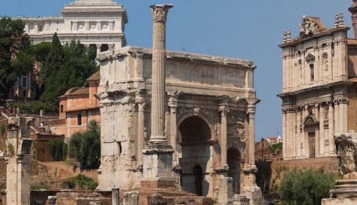 visita del Coliseo, Foro y Palatino