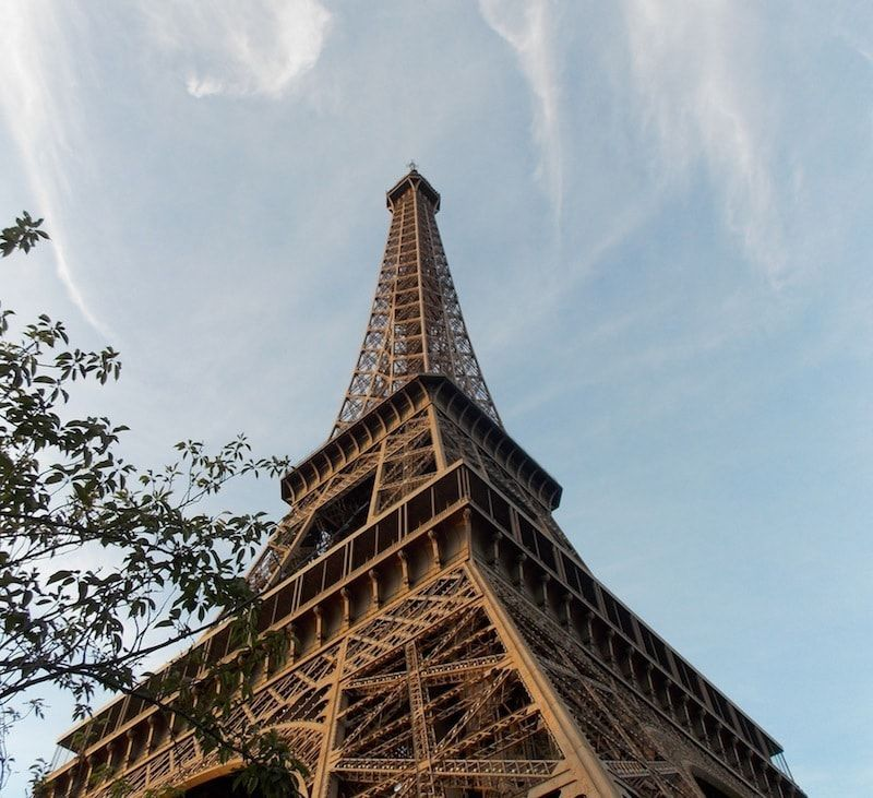 La torre más alta de París