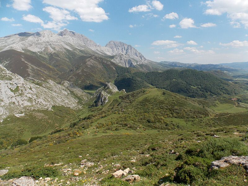 Montañas y valles de Babia