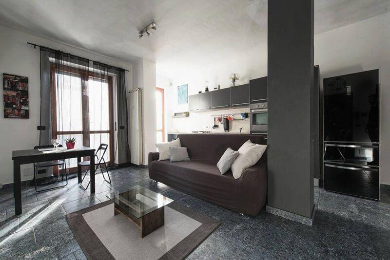 Más de 200 alojamientos con GuestToGuest en Torino