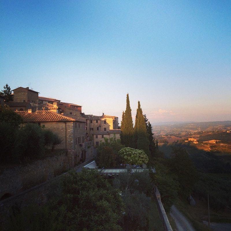 La Toscana en San Gimignano