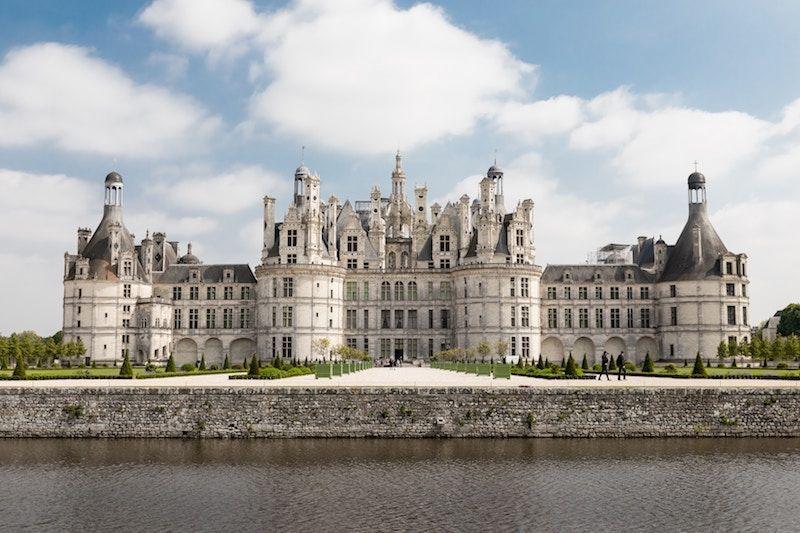 Castillos de Loira a un paso de París