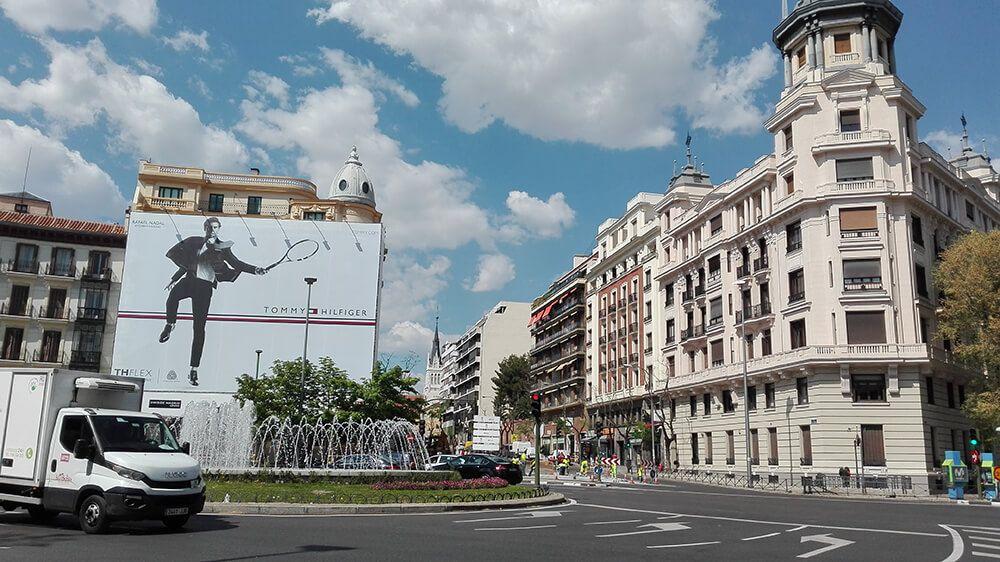 Taxi en Madrid