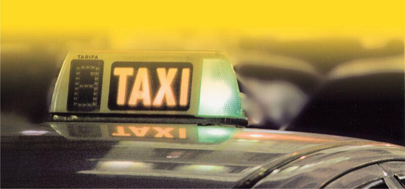 Taxi en Madrid, de día y de noch
