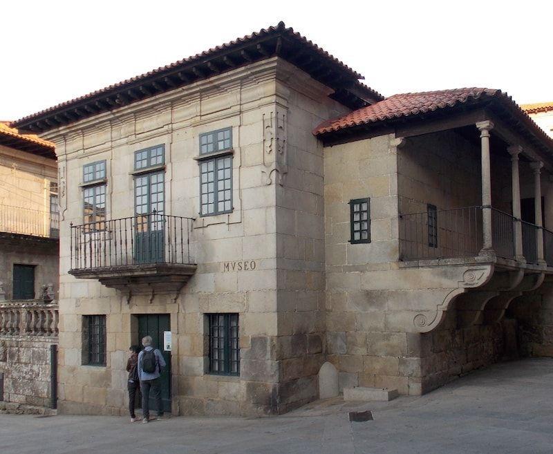 Visitar los museos de Pontevedra en Rías Baixas