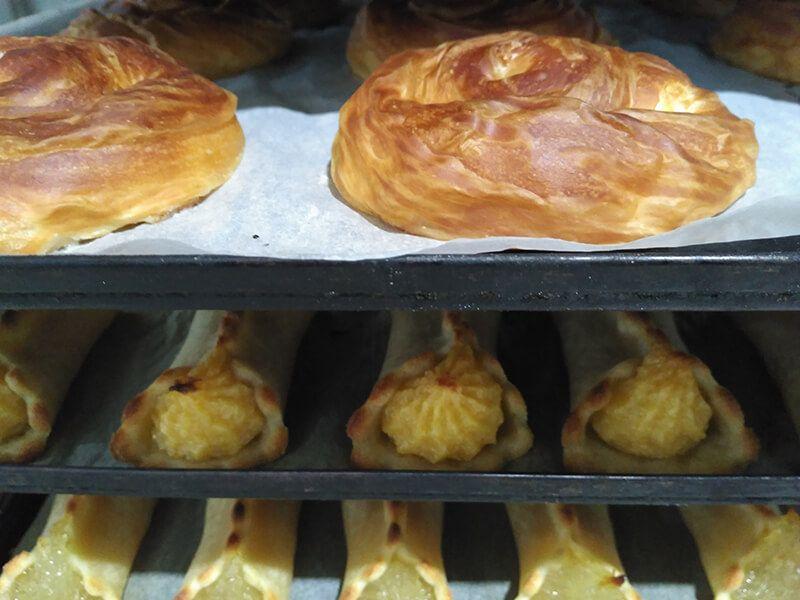Pastelería tradicional de Medina Sidonia