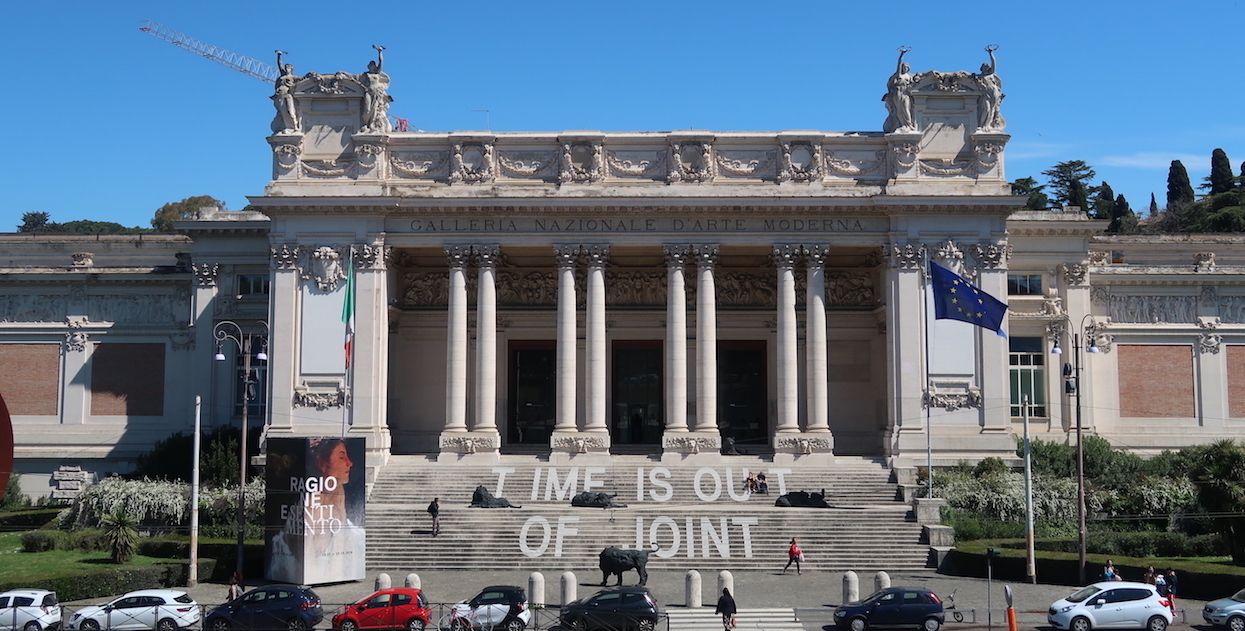 Galería Nacional de Arte moderno de Roma