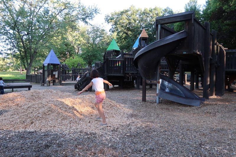Parque cerca del GuestToGuest en Concord