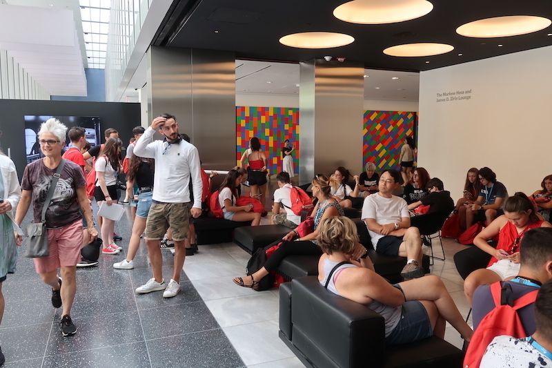 Museos de Nueva York de are moderno