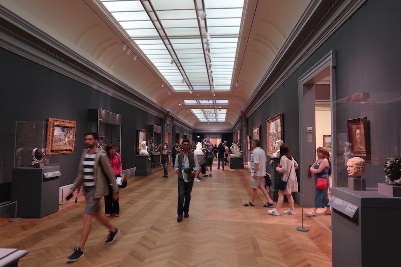 Museos de Nueva York en el centro