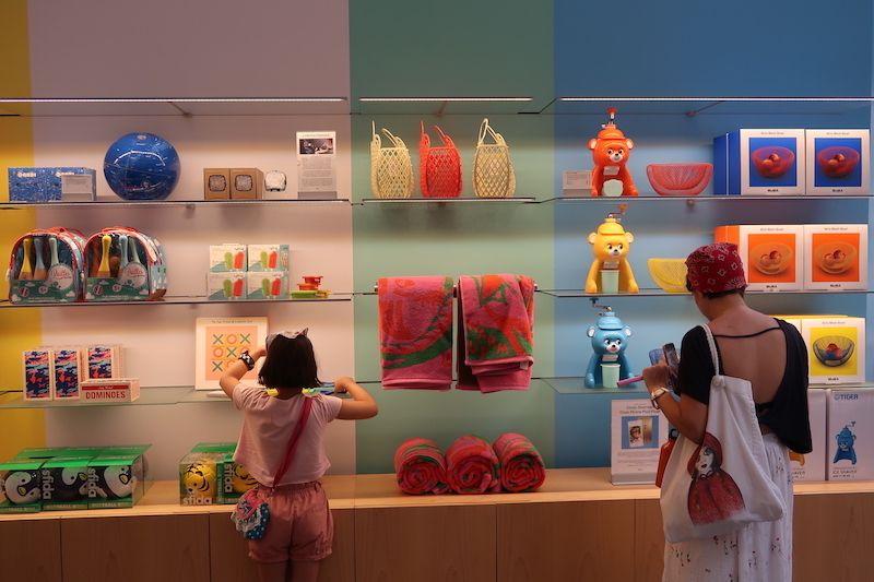 Compras en los Museos de Nueva York