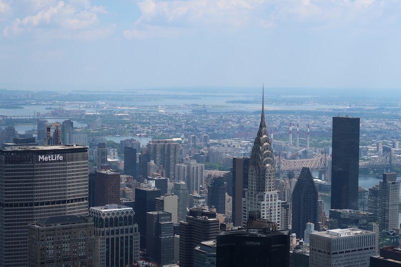 Excursiones en Nueva York para ver rascacielos