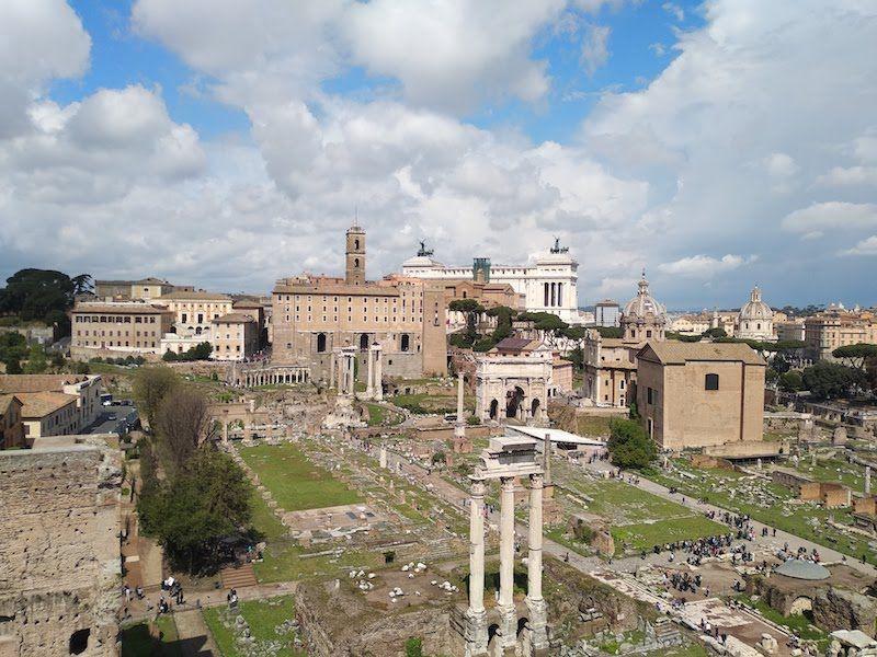 Foro romano entradas