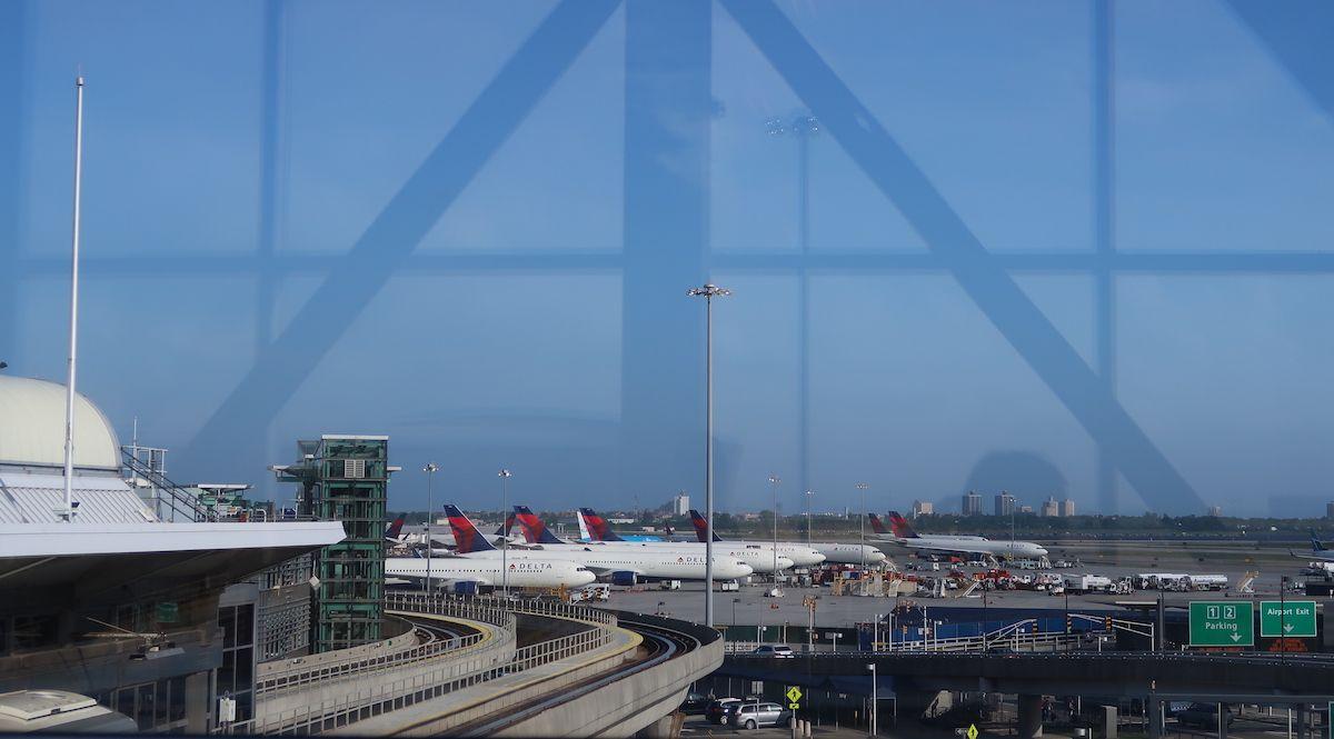 Cómo es el aeropuerto JFK