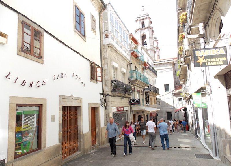 Visitar el casco viejo Vigo en un día