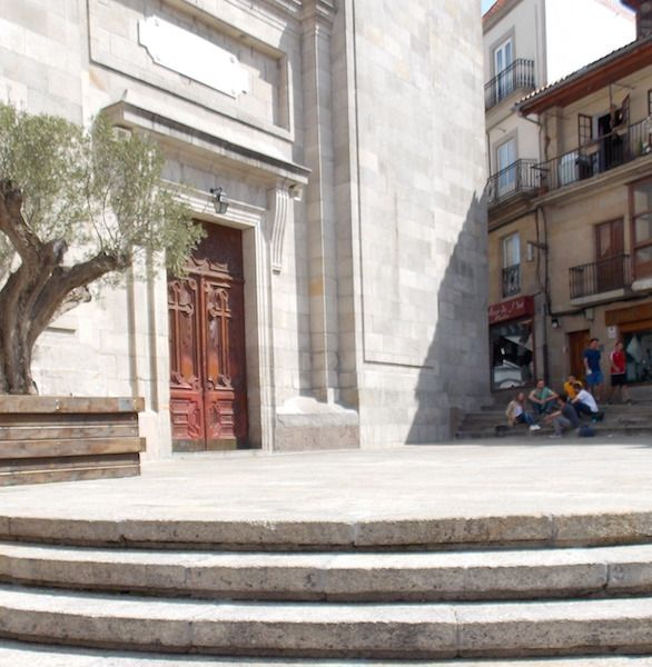Imprescindible visitar la concatedral en Vigo en un día