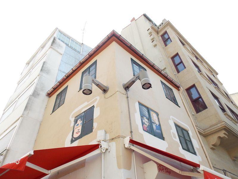 Casas y barrios en Vigo en un día