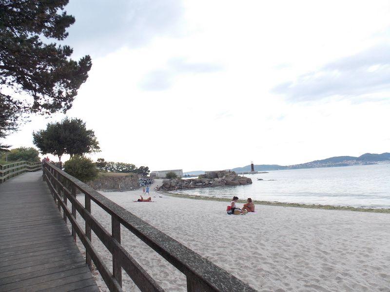 Visitar Bouzas en Vigo