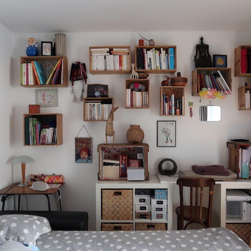 Habitación de mi GuestToGuest en París