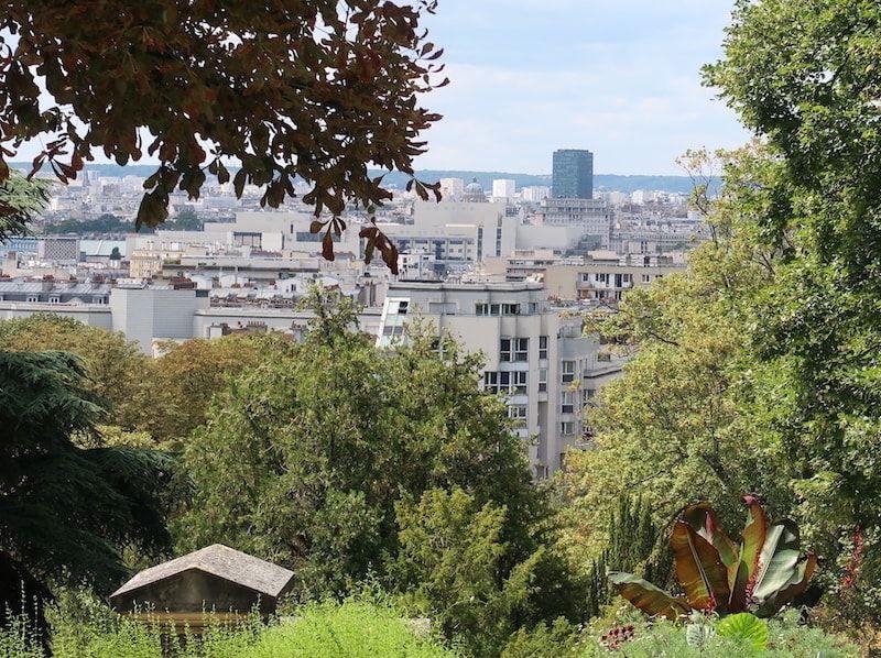 Vistas del barrio de GuestToGuest en París