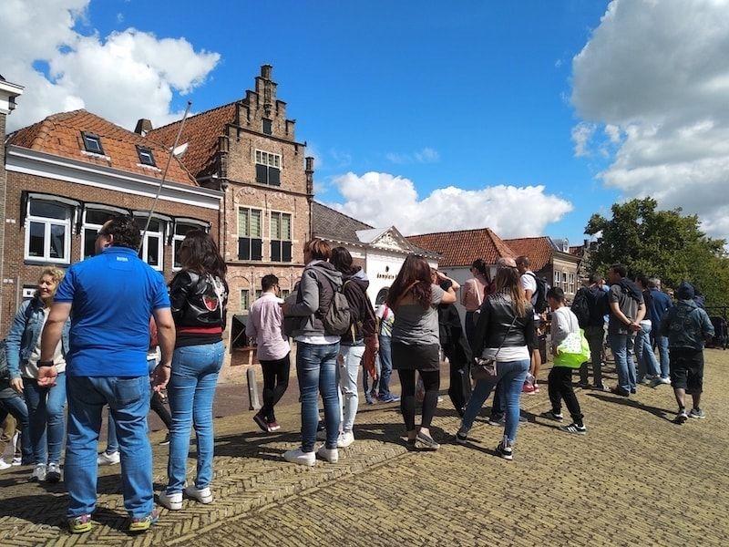 Excursiones cerca de Amsterdam para ver la plaza de Edam