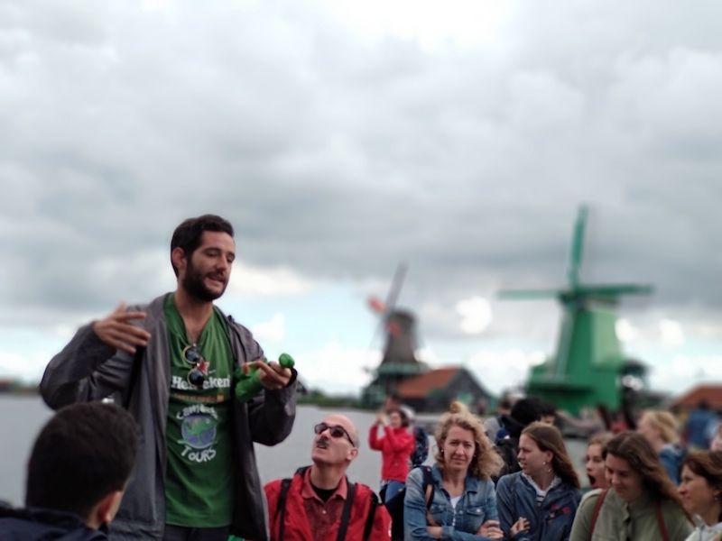 Excursiones cerca de Amsterdam con excursión organizada