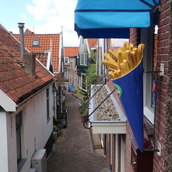Excursiones cerca de Amsterdam para comer patata fritas