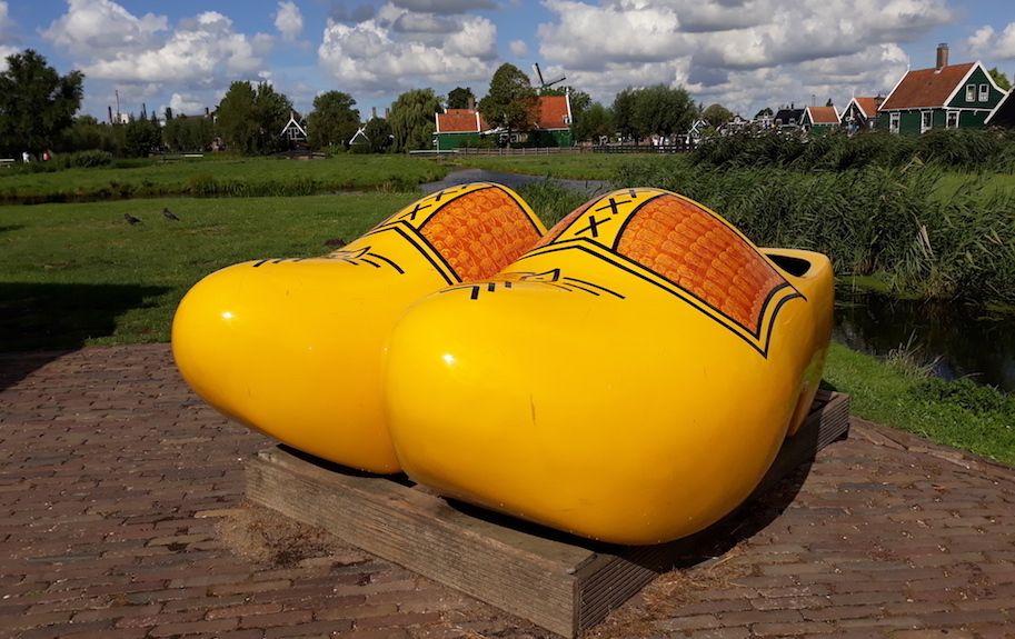 Excursión cerca de Ámsterdam para ver los zuecos