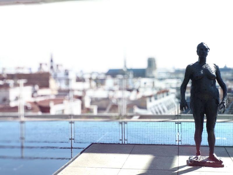 Museos de París y el centro Pompidou