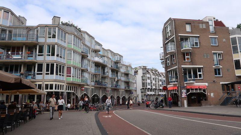 Ver el barrio judío en una Ruta de un día en Ámsterdam