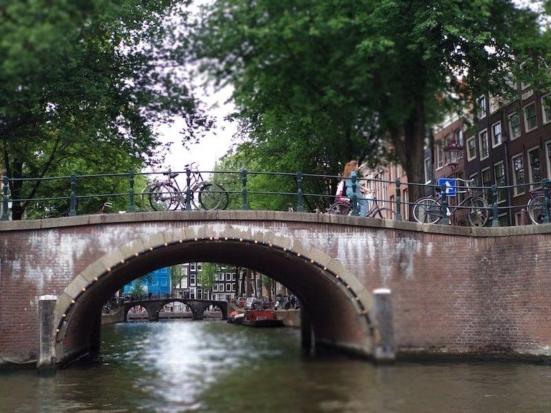 Un crucero en una Ruta de un día en Ámsterdam