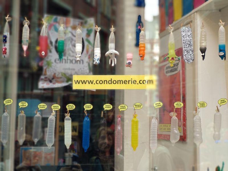 Ruta de un día en Ámsterdam y sus sexhops