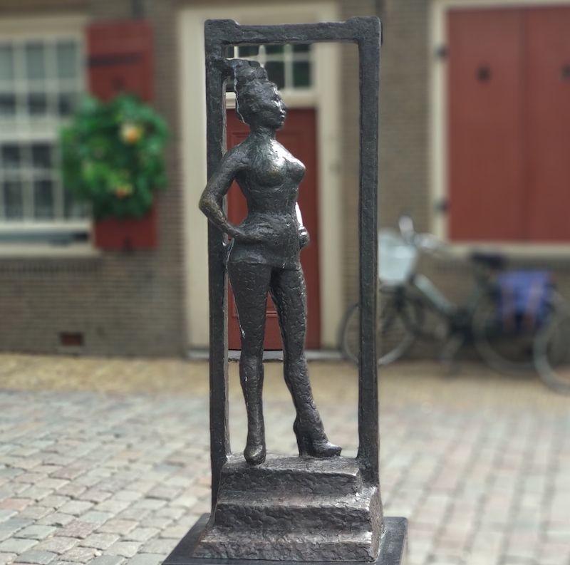 Ruta de un día en Ámsterdam para ver esculturas