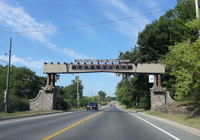 Conducir en Canadá por carreteras secundarioas