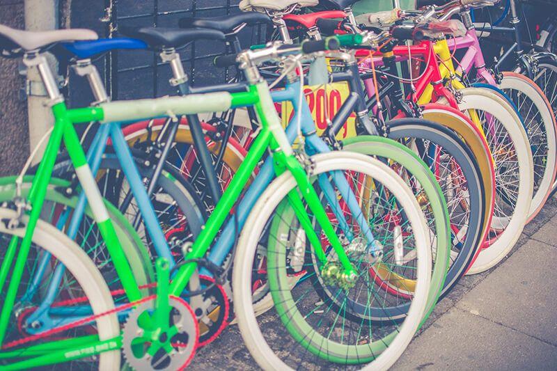 Andar en bici en Oslo