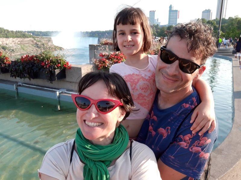 Visitar Niágara para ver las cataratas
