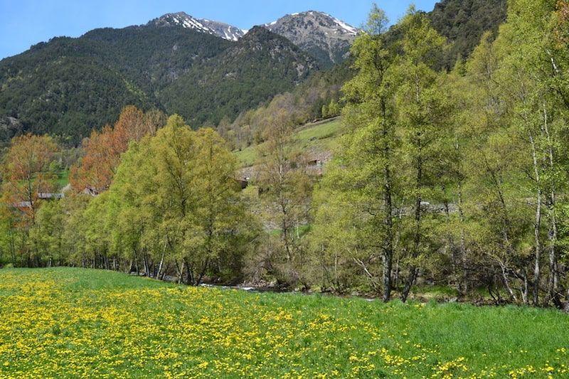 planes puente octubre para ir a Andorra